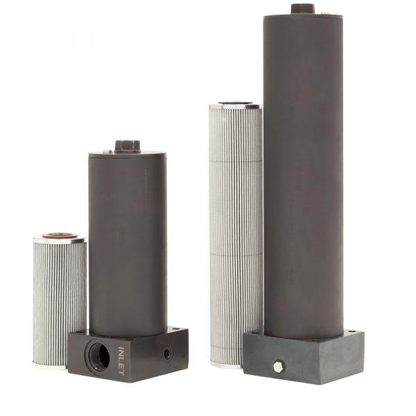 14. PF4 High Pressure Base Mounted Filter Assemblies
