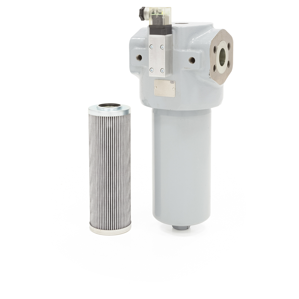 High Flow Filter Vessels for High Pressure Systems - WARCO