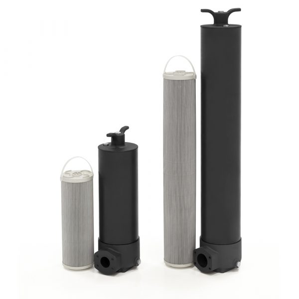 17. F8 Low Pressure Filter High Flow Filter Assembly